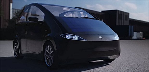 Sono Motors - Sion solar car