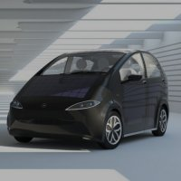 Sion - solar powered car