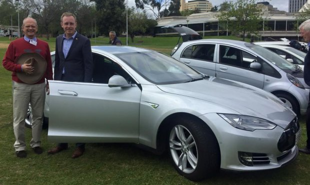 Electric Vehicle Expo - Adelaide