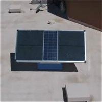 Drinking water solar panel
