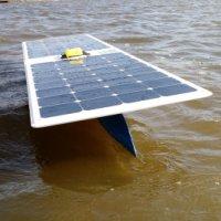Solar Powered Seacharger