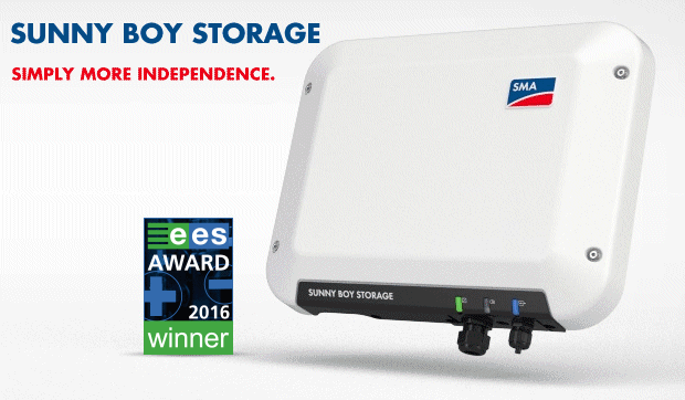 SMA Sunny Boy Storage 2.5 Battery Inverter