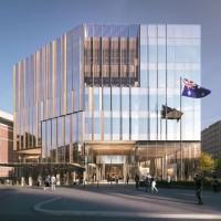 Australian Embassy - solar power