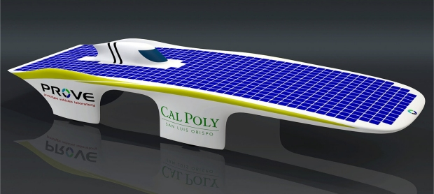 Solar Powered Car To Challenge Speed Record Energy Matters