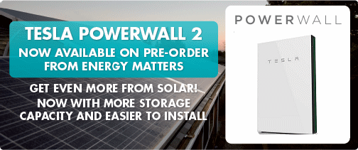 Purchase Tesla Powerwall Battery System - Australia