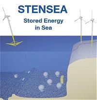 StEnSea - compressed air energy storage