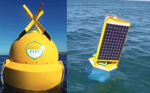 Solar Powered Buoy To Help Thwart Shark Attacks In Perth