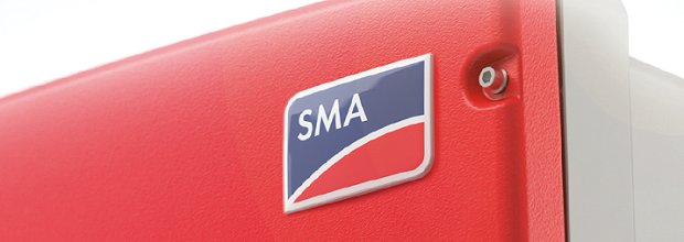 An SMA inverter: SMA solar and battery inverters