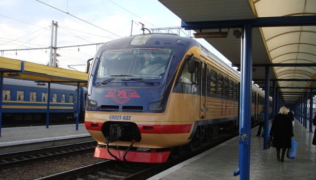 Electric trains and solar power