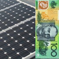 Solar feed in tariffs - Australia