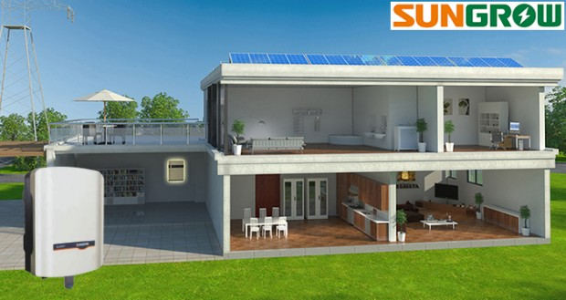 Sungrow Inverters: solar and battery inverters