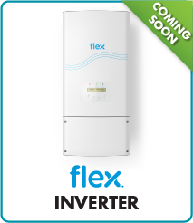 Flex solar power inverter