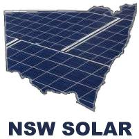 Solar energy - New South Wales