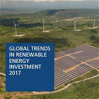 Global renewable energy investment