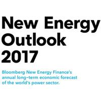 New Energy Outlook 2017.