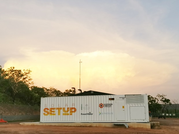 Setup Program Solar Panels Roll Out Across Nt Reducing
