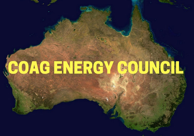COAG Energy COuncil's 12th meeting