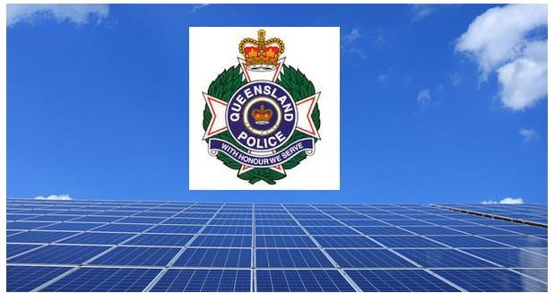 Queensland Police goes solar