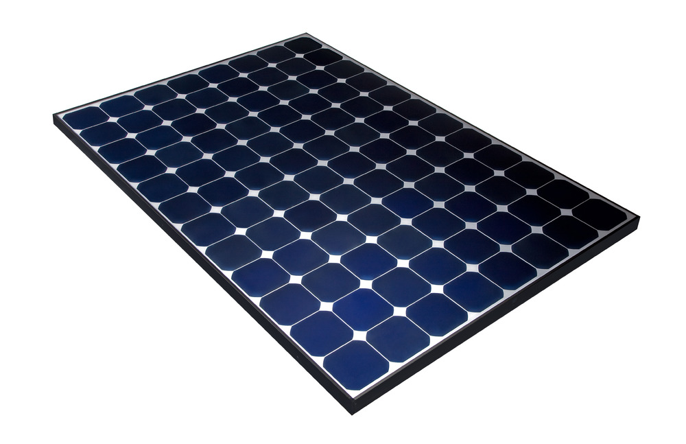 SunPower's solar panels