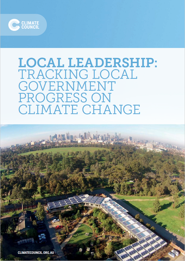 Report finds local governments leading climate action