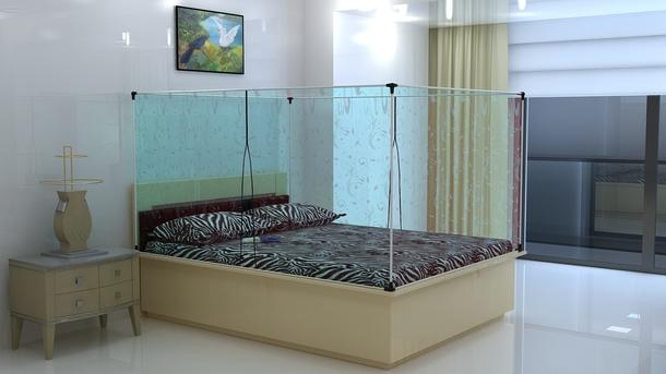 Solar bed