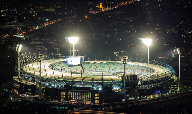 Melbourne's MCG to go solar in 2018