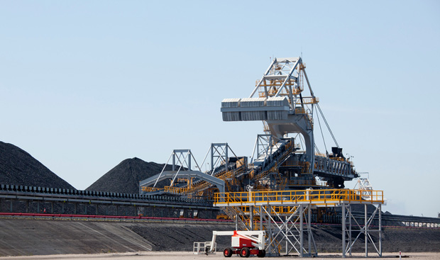 Newcastle Coal Loader: The Hunter has been the capital of NSW electricity generation