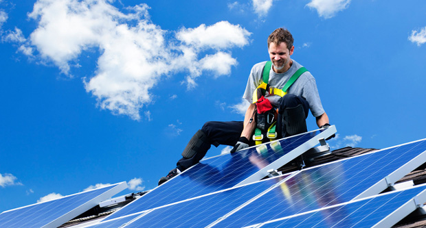 Solar installation can be reduced in price by small-scale technology certificates.
