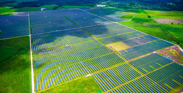Queensland solar farm guide will direct approval of installations like this