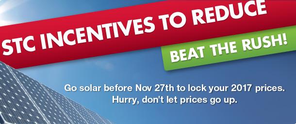solar power specials