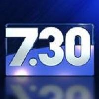 7:30 report logo