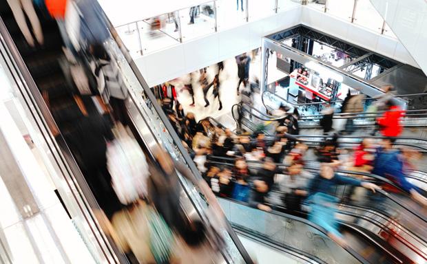 Solar shopping centres improve energy performance