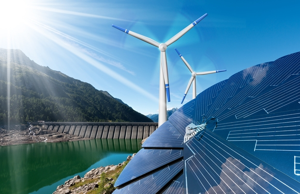 First Pumped HydroIntegrated Hybrid Solar Hydro A In R43Aj5L