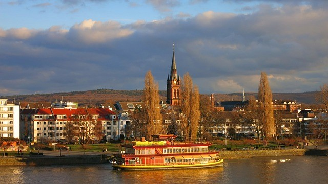 climate action: The town of Bonn in Germany hosted the COP23 climate conference.