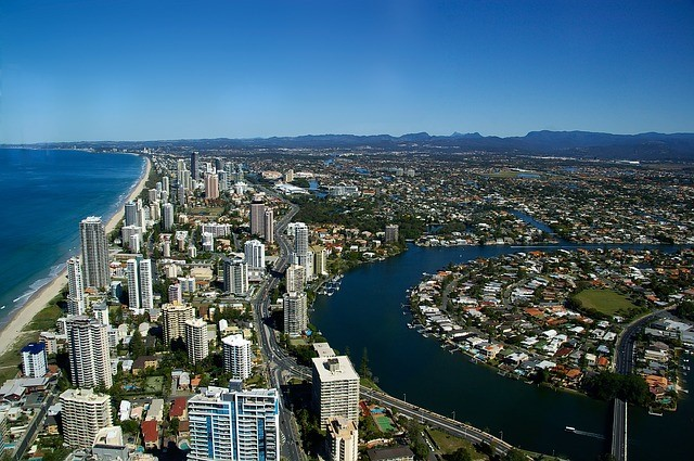 Queensland renewable energy such as sunshine.