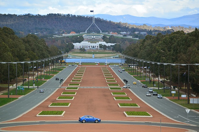 Canberra, where the solar savings calculator was developed
