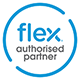 Flex authorised partner: Powerplay, solar panels