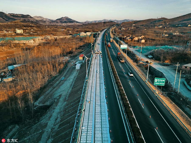Solar Highway In China To Create 1 Million Kwh Of