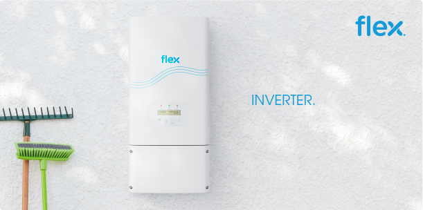 Flex Powerplay solar energy inverter