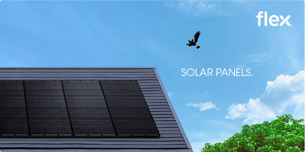 Flex Powerplay solar panels