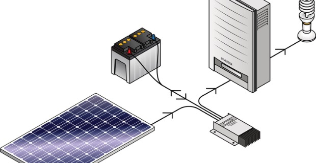 Solar inverters come in many shapes and sizes