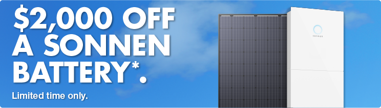 Solar And Batteries - Discount Specials