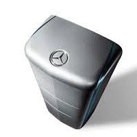 Mercedes-Benz stops battery production.