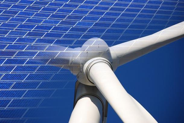 Renewable energy platform to include solar energy storage.