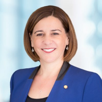 Queensland LNP backs renewable energy to reduce state electricity prices.