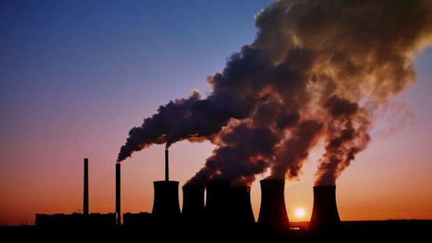 Unhealthy coal fired power station: Doctor points out health benefits of solar power.