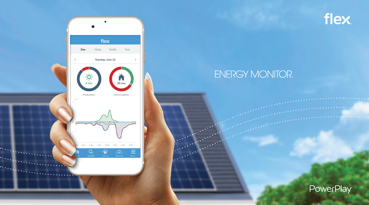 Flex Energy Monitor