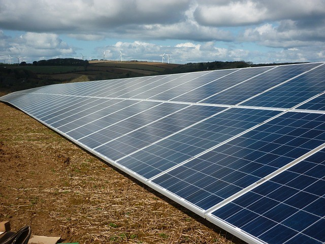 Emissions reduction target: solar energy a key strategy