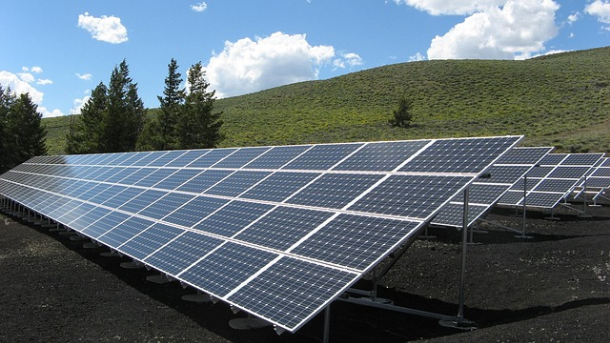 Large-scale solar soars under RET.