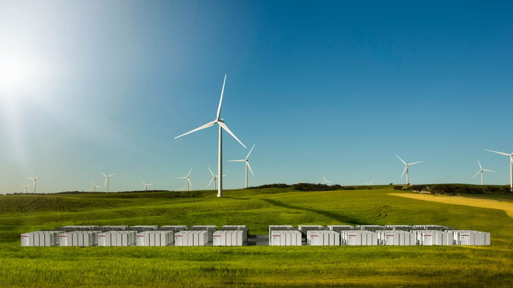 Giant Tesla Powerpack is making money and reducing grid costs.